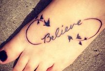 Tattoos / by Stephanie King