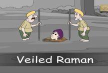 Tenali Raman Stories / by Navin Daswani