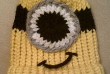 Knit At Home Mom Creations / Some of hats, scarfs, etc. that I have done for people. / by Stacey B
