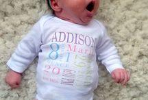 Baby names / by Glenna Smith