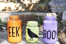 Spooky Fun / These DIY costumes, and spooky craft ideas and projects will make your house the No. 1 stop on trick-or-treat night. / by Elmer's