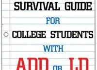 educational info / by Rosalie Karl