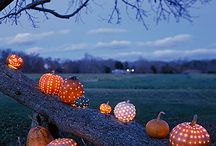 Fall/Halloween/Thanksgiving / by Savanna Mullan