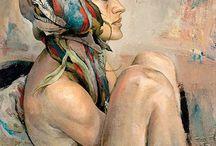 Paint and Illustration / by Eduardo Castanheira