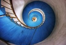 Stairway to ........ / Impressive stairways around the world / by Kat