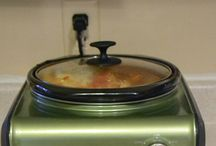 Crock pot  / by Elisabeth Rumley