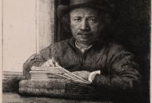 Rembrandt / by Michelle Warhola