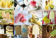 Refreshing Summer Treats / Delicious Summer treats ideas / by Angie | Little Inspiration