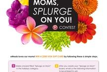Splurge on Mom / by Tamyra Vest