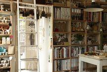Studio space / by Jenn Lewis