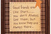 Friends / by Christine Vrablic