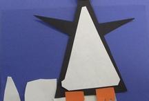 winter school activities  / by Rachel Supalla @Discovery Kidzone Montessori Adventures