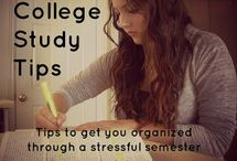 College tips / by Hanna Henderson