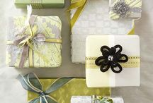 Gift Wraps / by Rosita Henley