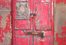 Doors / by Judy Galloway