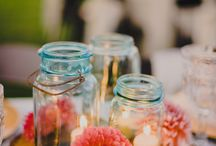 Wedding Ideas! / Decorations and miscellaneous. / by Katie Sepanski