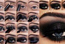Makeup <3 / by Monique Valenzuela