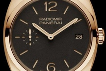 Panerai watches / by Laura Bauer
