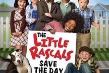 "The Little Rascals / The Little Rascals ""Save the Day"" is now available on Blu-ray, DVD & Digital HD!   The Little Rascals are back in an all-new movie! Join the fun with Spanky, Alfalfa, Darla, Buckwheat, Petey the dog and the whole gang as they are up to their usual mischief! The Rascals try anything to raise the money needed to save their grandma's (Doris Roberts) bakery.  / by Universal Studios Entertainment"