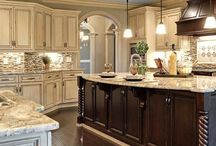 Heavenly Kitchens / Kitchens with beautiful finishings / by Creative Home Staging