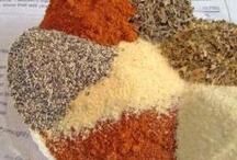 spice and seasoning blends / by Diana Austin