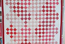 Quilt for My Girl / She's just picking out which patterns she likes the best! / by Jennie Tracy