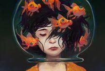 illustration and Art / by Rafael Arjona