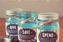 Money Stewardship / by Judy Long