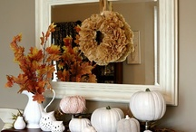 { Thanksgiving/Fall } / Thanksgiving & Fall Stuff / by Carey