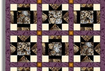Animal Quilt Kits For Sale / Pre cut quilt kits of animals from house pets like cats and dogs, to the wild and jungle predators. We carry a large variety of precut animal quilt kits. Be sure and check them out in our online store.  / by Quilt Kit Shop pre-cut kits