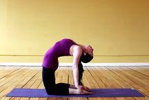 Yoga / by Rebecca Plotnick