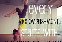 Inspiration: Wellness & Balance / by Ileana Mercado