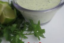 Sauces/Dressings/Butters / by Nicole Leach