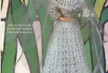 fashion dolls and barbie / by Heather Fuqua
