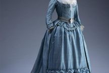 Eighteenth Century, Late / An era I never get to do, but would love a whole closet of! / by Heather Hofshi