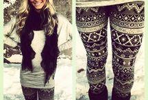Winter styles / Ideas to wear for winter / by Stephanie Unrue