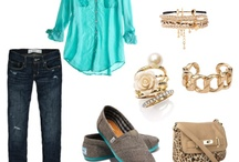 Fashion / by Cindy Stock