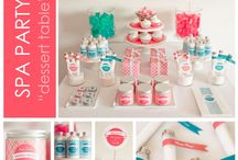 Spa Party Ideas / by Dreme Cake Artistry