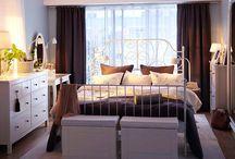 bedroom / by Sarah Rickett