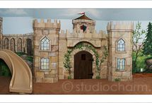 Castle Mural Ideas / by Lisa Palmer
