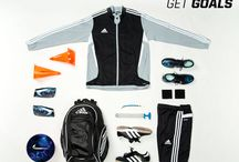 Get Goals - 2013 Gift Guide / Shopping for a soccer player? We got you covered with this Eastbay Gift Guide.  / by Eastbay