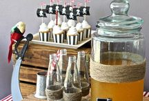 Boy's Birthday Party ideas / by Sarah Warren