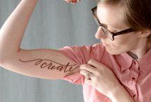 Inks :) / by Cassandra Marlatt