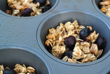 Healthier Snacks for My Fussy Kids / by Claire Chadwick