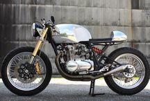 motorcycles / by John Layton