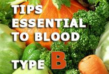 Blood type B / by Jessica Dick
