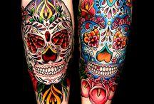 tattoos / by Christina Wills
