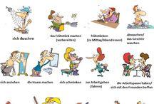 Learning german / by Милана Пузовић