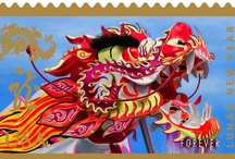 Chinese New Year/Dragon / The Year of the Dragon / by RedSeaCoral