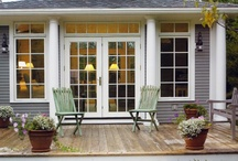 Back Porch addition / by Genevieve Erwin